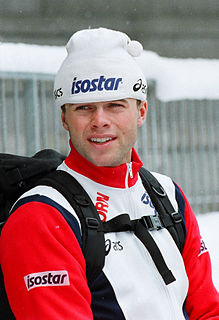 Ådne Søndrål Norwegian speed skater