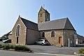 Église Notre-Dame-de-l'Assomption de Coulouvray-Boisbenâtre. Vue sud-est.jpg