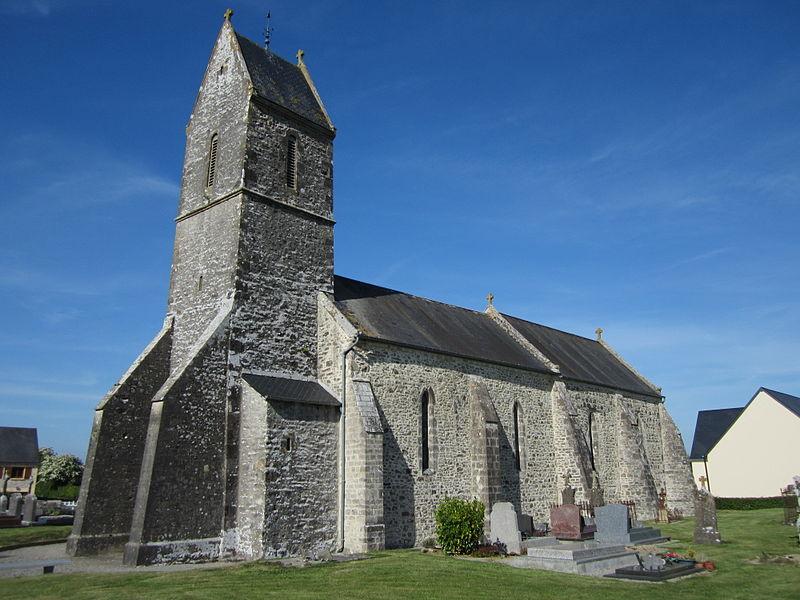 église Notre-Dame d'Hauteville-Bocage