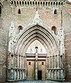 Église Notre-Dame de l'Assomption (Grenade) Portail - face.jpg