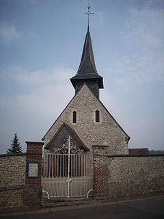 Arnières-sur-Iton Commune in Normandy, France