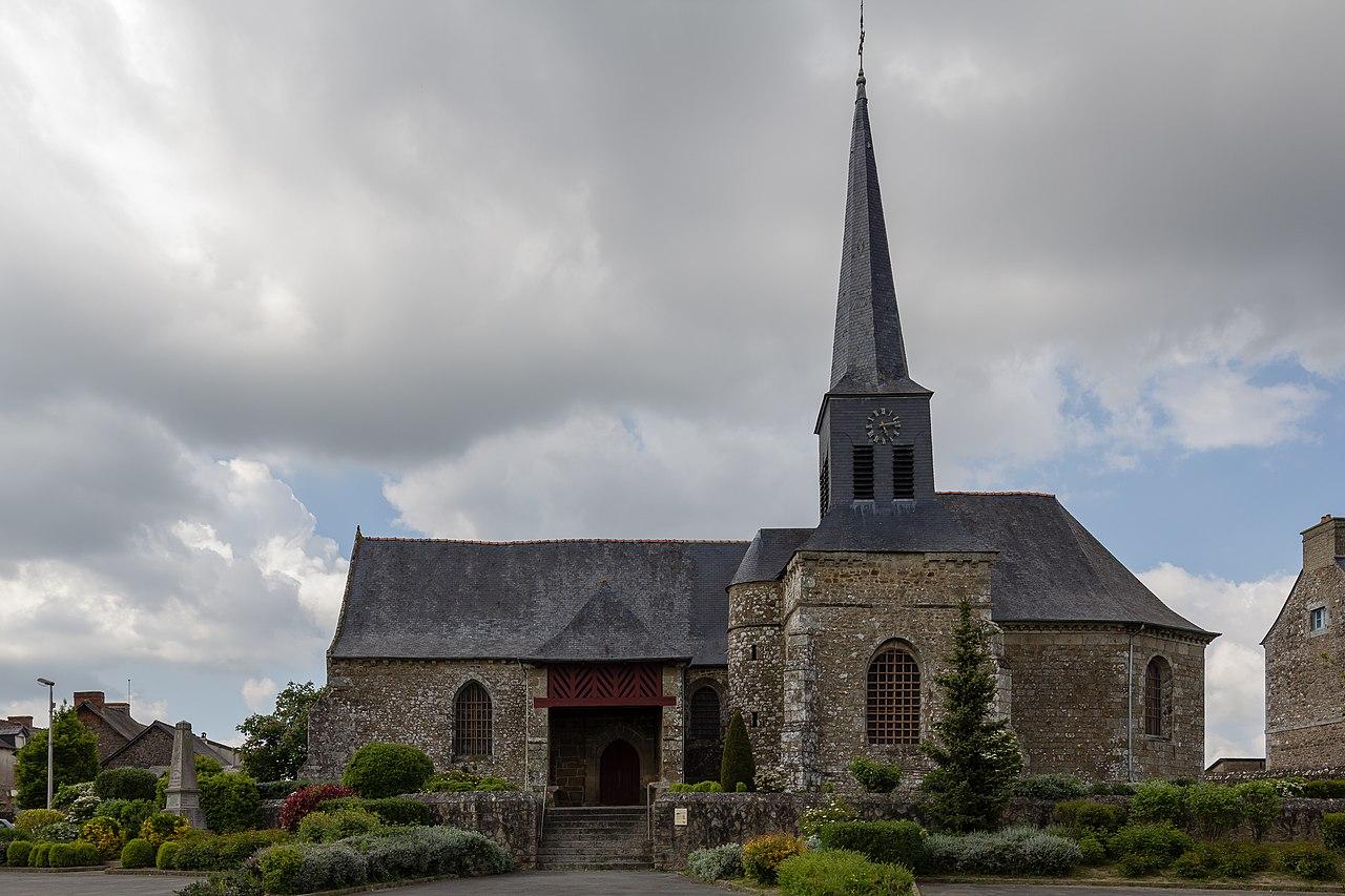 Datei glise saint pierre miniac sous b cherel france - Office de tourisme saint pierre sur dives ...