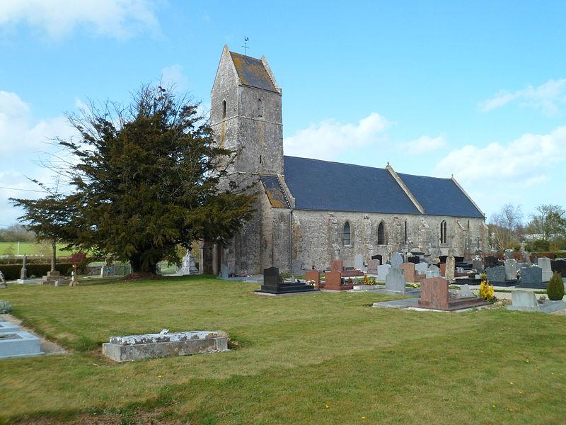 église Sainte-Honorine d'fr:Audouville-la-Hubert