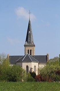 Église St Barthélemy Servignat 11.jpg