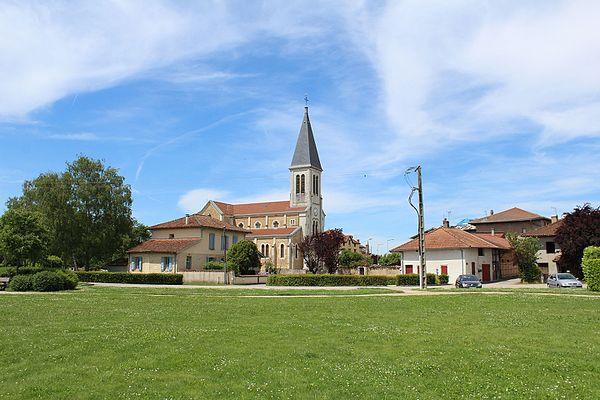 Photo de la ville Saint-Julien-sur-Reyssouze