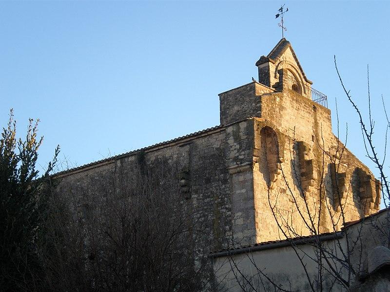 Eglise Sainte-Croix de Celleneuve à Montpellier