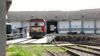 File:ČD Class 799, railway turntable.webm