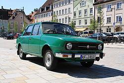 Škoda 105 L, provedení 1977 - 1979