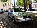 Škoda Octavia II in front of the Frecnh embassy in Prague.JPG