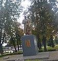 Братська могила партизан та воїнів у місті Охтирка.jpg