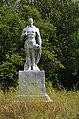 Братська могила радянських воїнів,Ясинуватський район, с. Орлівка, цвинтар.2.JPG