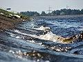 Волны рижского водохранилища - panoramio.jpg
