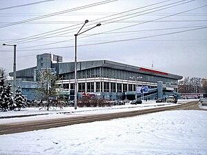 Kuznetsk Metallurgists Sports Palace