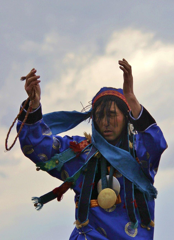 Еравнинский шаман Сандан
