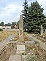 Запоріжжя, вул. Солідарності, братсьаі могила радянських воїнів (26), серед яких похований Воронін І. М.jpg