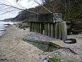 И на пляже в Светлогорске (Калининградская область) есть свои стоунхеджи.JPG