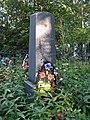 Кобона, кладбище, братская могила01.jpg