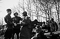 Командир батальона лейтенант Н. Фирсов и политрук А. Шаповалов.jpg