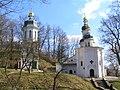 Комплекс споруд Iллiнського монастиря 11-18 ст. м.Чернігів.JPG