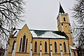 Михайлівська церква у м. Городище взимку.jpg