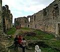 Невицький замок, біля села Кам'яниця Ужгородського району Закарпатської області-6.jpg
