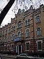 Одеса - Будівля училища торгівельного мореплавства. Канатна вул., 8 P1050376.JPG