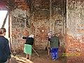 Первые работы по консервации Вознесенского храма в Дубёнках (4).jpg
