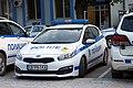 Kia Ceed patrol vehicles