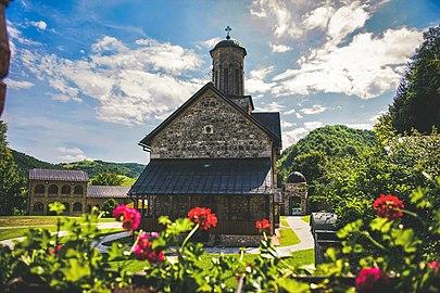 Православна црква и манастир Св. Благовијести, Липље, Теслић 07.jpg