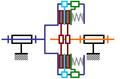 Схема устройства двухдискового сцепления.png