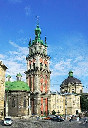 Успенская церковь в Львов