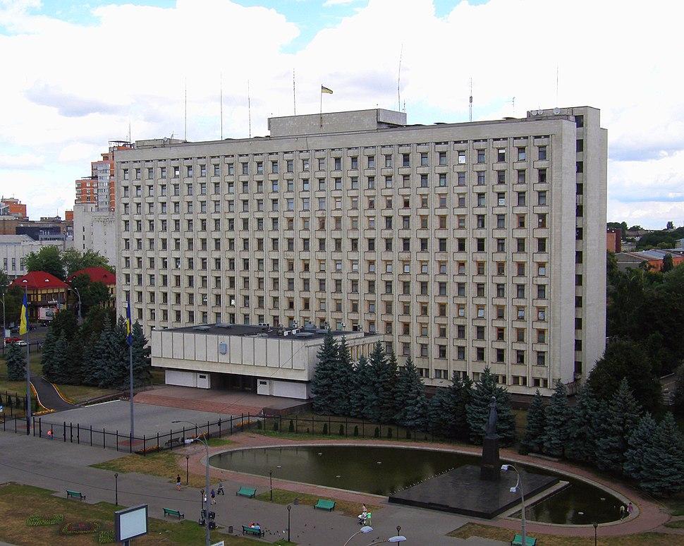 ЦИК и Киевская ОГА