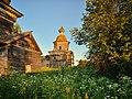 Церковь Михаила Архангела в д.Архангело на исходе дня.jpg