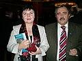 Юрій Кириченко з дружиною Галиною Шевченко.jpg