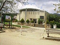 בית הכנסת מושב מירון.JPG