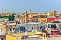 מבט אל יפו, ברקע ניתן לראות את מגדל המים בשכונת עג'מי.jpg