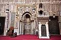 منبر و قبلة مسجد السلطان حسن - Sultan Hassan's platform & qebla.jpg