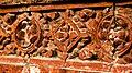 বাঘা মসজিদের দেওয়ালের কারুকার্য.jpg