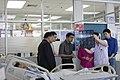 นายกรัฐมนตรี เข้าเยี่ยม นายอาศิส พิทักษ์คุมพล จุฬาราชม - Flickr - Abhisit Vejjajiva (2).jpg