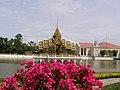 พระที่นั่งไอศวรรย์ทิพยอาสน Bang Pa-In Palace - panoramio.jpg