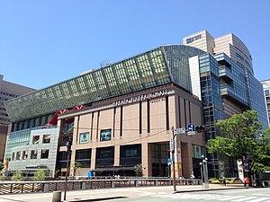 「博多リバレインモール by TAKASHIMAYA」が入居する「リバレインセンタービル」