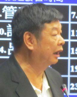 Chen Hsueh-sheng Taiwanese politician