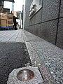 東海道新幹線用地基準標 - 北東端.jpg