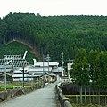 椿橋 Tsubaki-bashi 2012.4.15 - panoramio.jpg