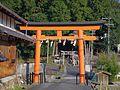 海神社の鳥居 宇陀市室生大野 2013.4.13 - panoramio.jpg