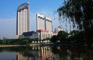 Xiuzhou District District in Zhejiang, Peoples Republic of China