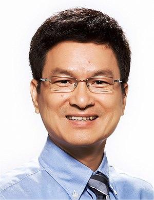 Changhua County - Wei Ming-ku, the incumbent Magistrate of Changhua County