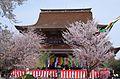 金峰山寺蔵王堂 Kimpusenji Zaō-dō 2014.4.12 - panoramio.jpg