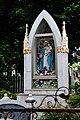 高雄玫瑰聖母堂外的聖母像.jpg