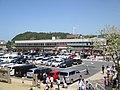 鳥取砂丘会館 Drive-in Sakyu-Kaikan - panoramio.jpg